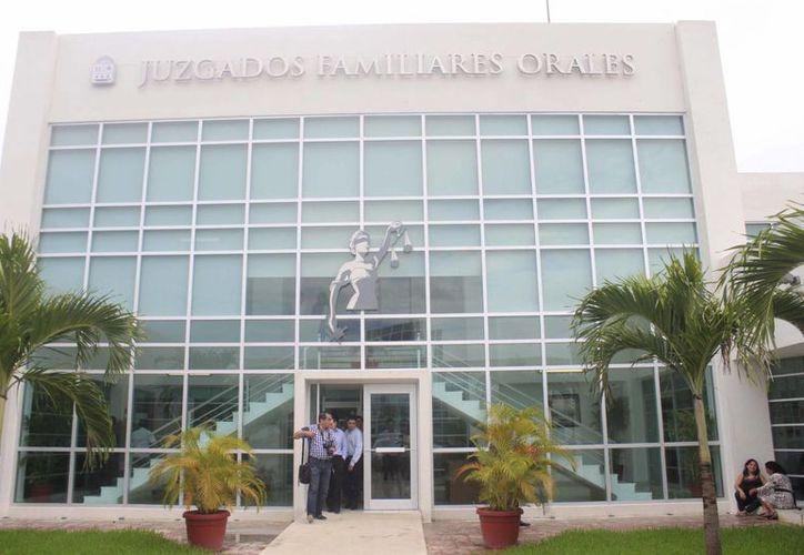 El 30% de los conflictos familiares se atienden en Tribunal Superior de Justicia de Chetumal. (Harold Alcocer/SIPSE)
