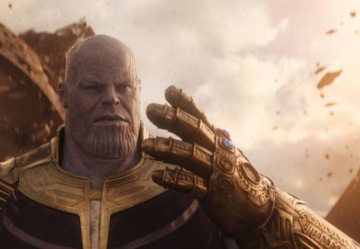 El Titán Loco interpretado por Josh Brolin hasta ahora ha brillado en los tráilers. (Marvel)
