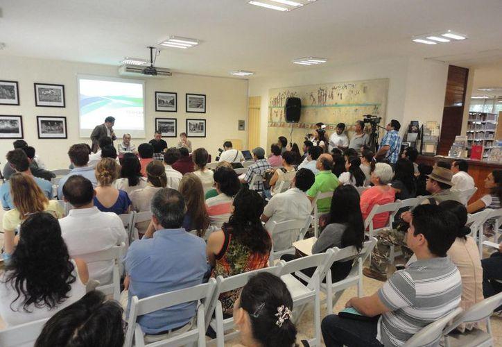 Durante 2018, el Cemyk participó en la organización de la Feria Internacional del Libro de Yucatán en la que Rusia fue el país invitado. (Archivo/Sipse)
