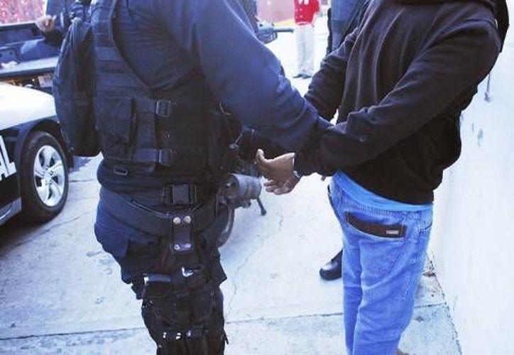 Los integrantes de la red de tráfico de personas fueron detenidas en operativos realizados en Puebla, Guerrero y Oaxaca. Imagen de contexto. (effeta.info)