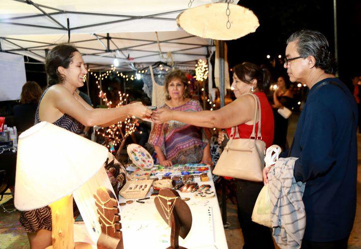 Aholibama Torres Bui, Directora dela dependencia, destacó que a inicios de este mes se realizó un Bazar Navideño. (Foto: cortesía)