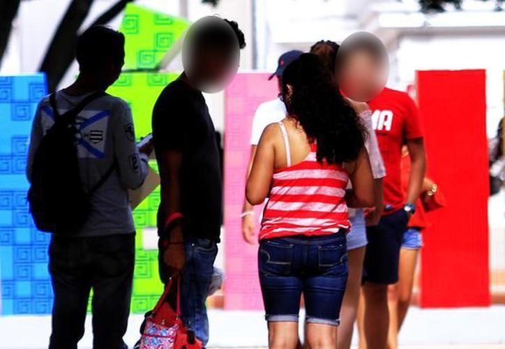 Los adictor yucatecos comienzan con el consumo de drogas entre los 10 y los 19 años, lo que resulta alarmante. (Imagen estrictamente ilustrativa/Archivo)