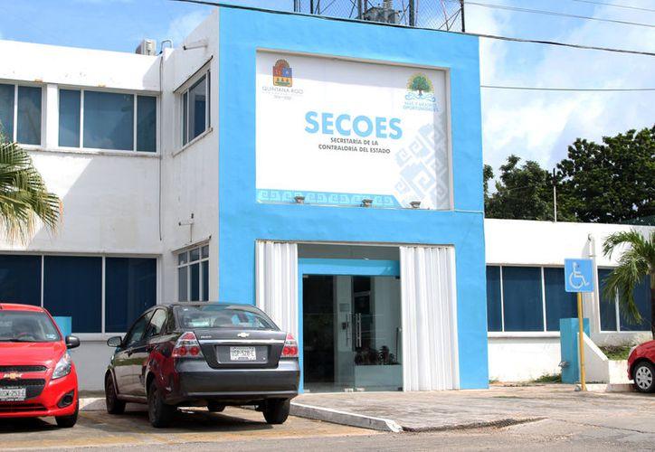 La Secretaría de la Contraloría del Estado no ha revelado detalles sobre las personas denunciadas y los montos referidos. (Joel Zamora/SIPSE)