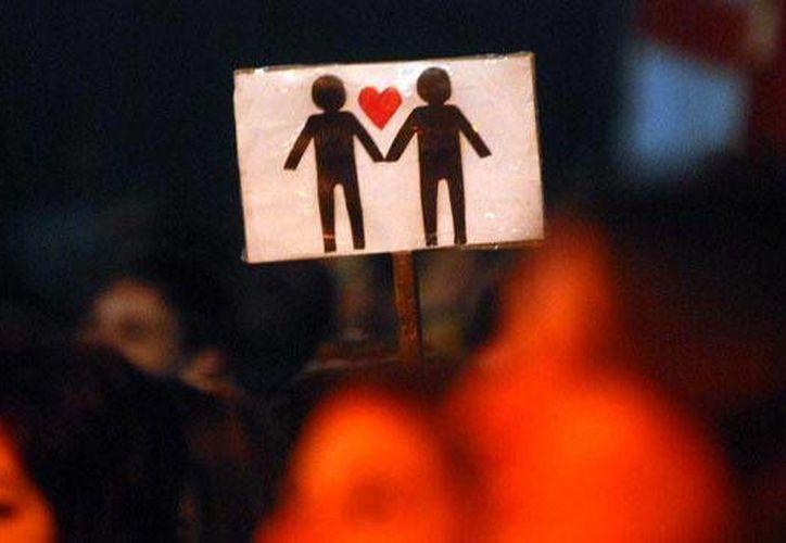En el Congreso de Yucatán existe una iniciativa de ley a favor de los matrimonios entre personas del mismo sexo. (Foto: anarkismo.net)