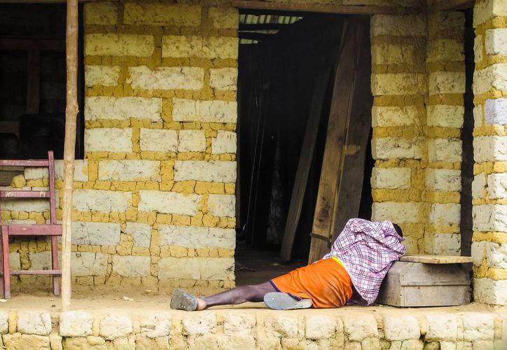 La epidemia del ébola ha cobrado la vida de cerca de ocho mil personas en 2014. (The Associated Press)