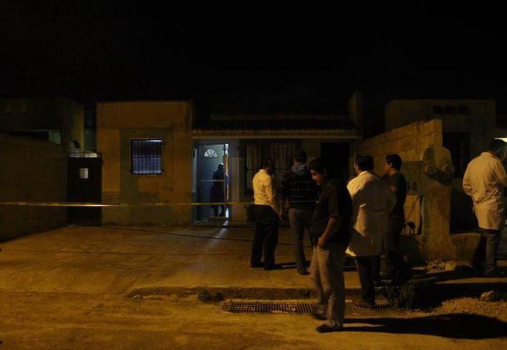 El lesionado alcanzó a decir a los policías quiénes fueron sus agresores y los vecinos identificaron a los dos detenidos como los autores de los hechos.(Archivo SIPSE)