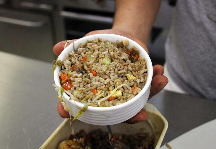 Venderán alimentos preparados por los colaboradores. (Yajahira Valtierra/SIPSE)