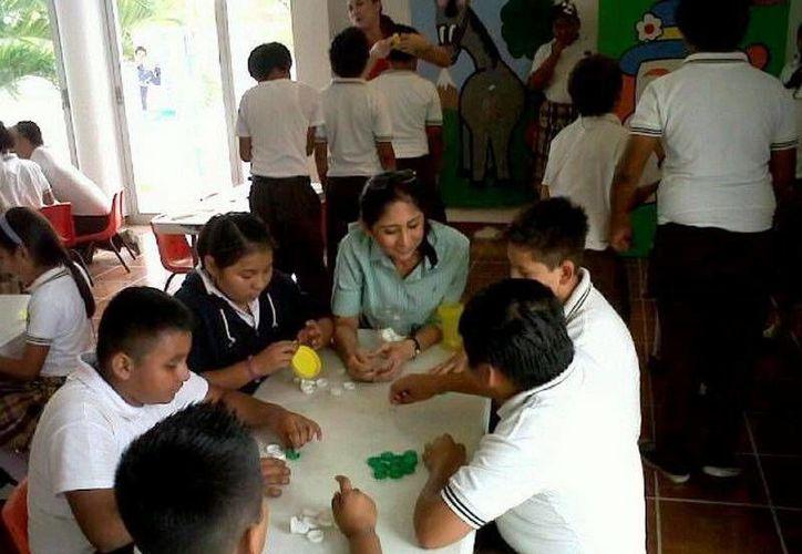Hasta el momento 781 niños y 186 adultos han visitado la exposición. (Redacción/SIPSE)
