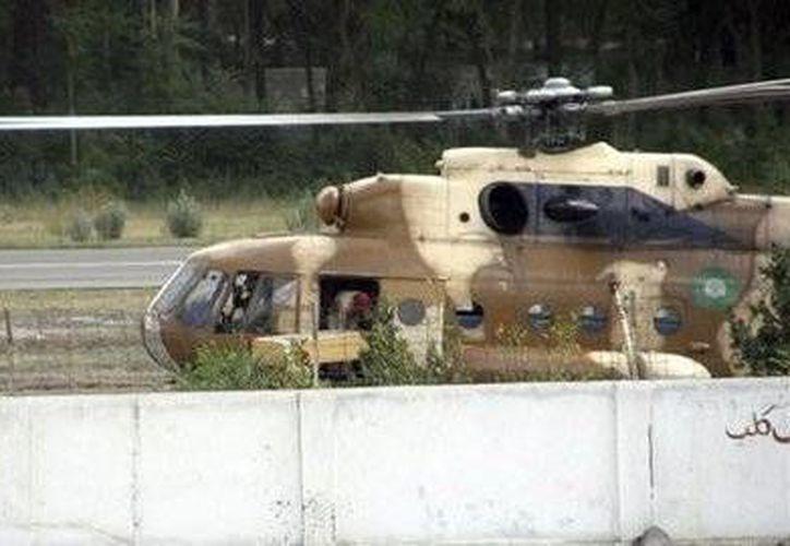 La tragedia aérea que enluta al ejército de Colombia ocurrió en el departamento de Meta, a unos 150 kilómetros al sur de Bogotá. (clarin.com)
