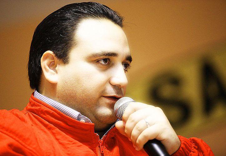 El ex mandatario estatal es acusado del delito de lavado de dinero.(Contexto/Internet)