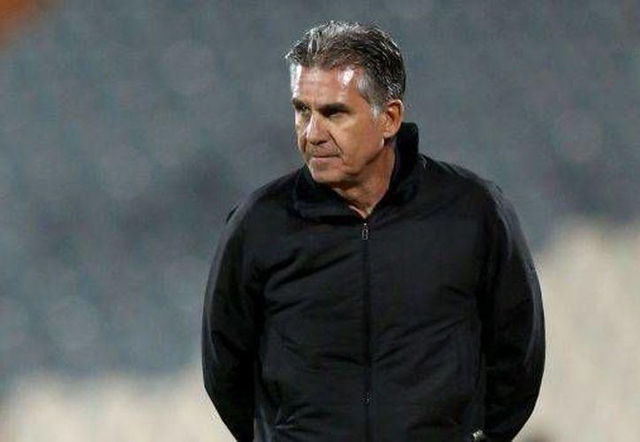 Queiroz dirigió en Sudáfrica 2010 a la Selección de Portugal. (Foto: Archivo/Agencias)