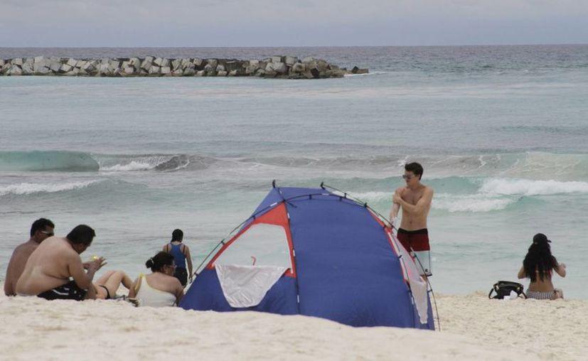 Tratarán de crecer los mercados turísticos para Cancún. (Israel Leal/SIPSE)