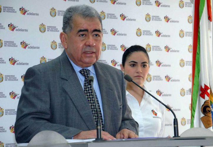 El delegado de la Sedesol en Veracruz, Ranulfo Márquez, fue separado de sus cargo mientras se investigan las acusaciones del PAN. (Notimex)