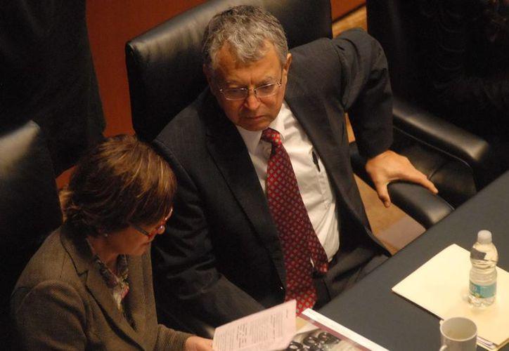 Manuel Camacho Solís es miembro de la comisión. (Archivo/Notimex)