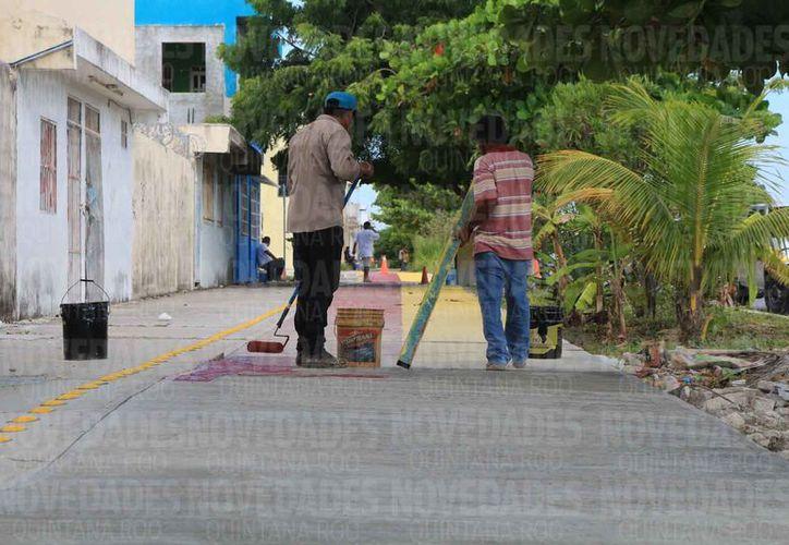 Señalan que los recursos no se aplicaron en las obras públicas. (Adrián Barreto/SIPSE)