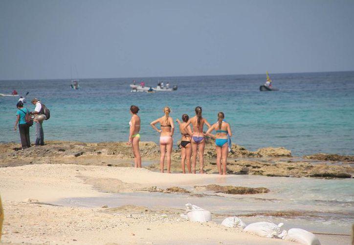 Las playas han sufrido daños por la erosión y fenómenos climatológicos. (Julián Miranda/SIPSE)