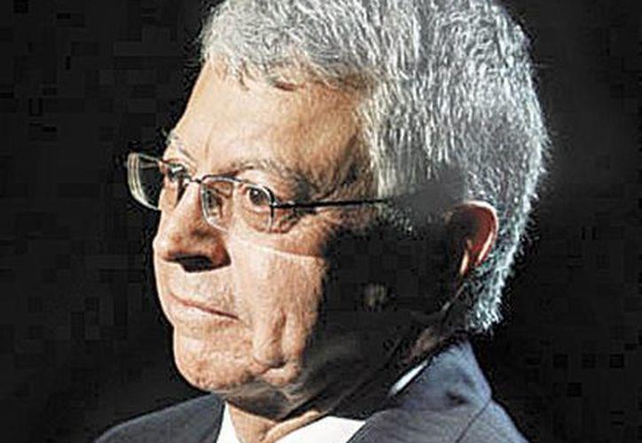 Manuel Camacho Solís, senador del PRD, afirma: 'Nunca hice negocio ni recibí nada que no fuera legítimo'. (Milenio)
