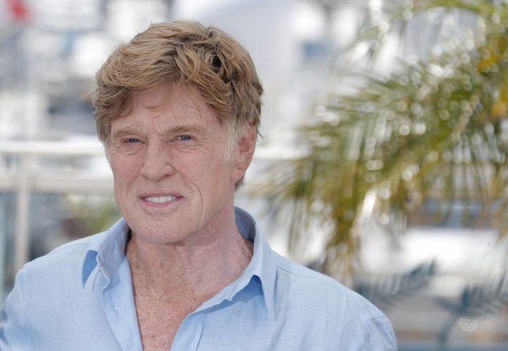 Redford es el fundador del prestigiado festival de cine independiente Sundance. (Agencias)
