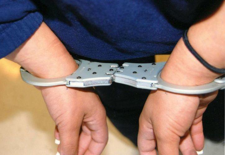 La mexicana con residencia en Matamoros fue detenida y transferida con la droga y el vehículo al Departamento de Seguridad Nacional. Imagen de contexto. (Archivo)