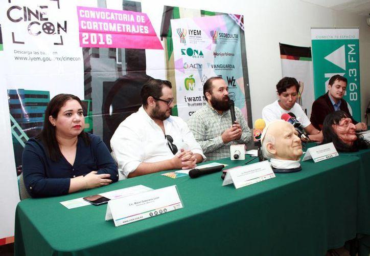 Los organizadores detallaron que el concurso va dirigido para las personas que buscan trascender y convertirse en empresarios. (Jorge Acosta/Milenio Novedades)