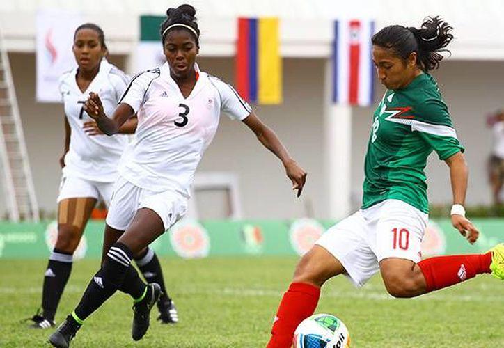 La selección mexicana femenil de futbol ya está entre las cuatro mejores de los Juegos Centroamericanos y del Caribe tras vencer 1-0 a Haití. (miseleccion.mx/Foto de archivo)