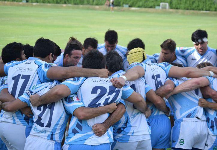 Tres integrantes de Hammerheads Cancún Rugby Club fueron convocados a ser parte de la selección nacional de rugby. (Ángel Villegas/SIPSE)