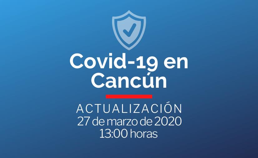 Mara Lezama comentó que aún hay buenas noticias, pese a la pandemia por coronavirus.