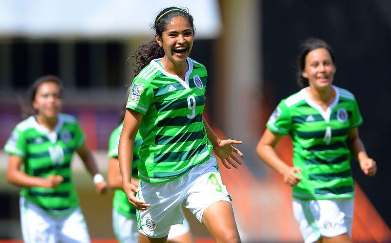 7f6f744eac6e4 La Selección Mexicana de Futbol Femenil arrancó este martes su primera  concentración del año. (