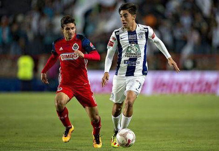 Chivas y Tuzos empataron a uno en la jornada 15 de la Liga MX. (Mexsport)