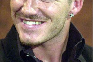 Goles de cabeza en la moda: Beckham y sus 'looks'