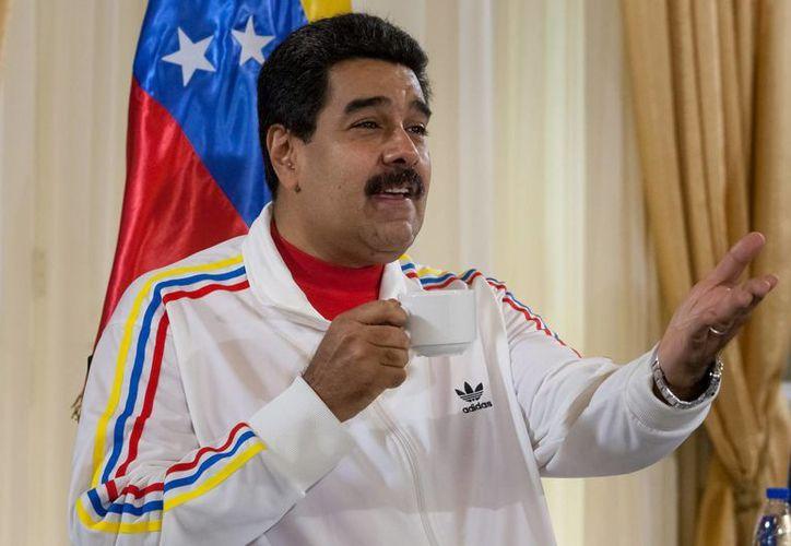 El presidente Nicolás Maduro se reunirá el próximo 21 de septiembre en Quito con Juan Manuel Santos para abordar la crisis entre ambas naciones. (EFE)