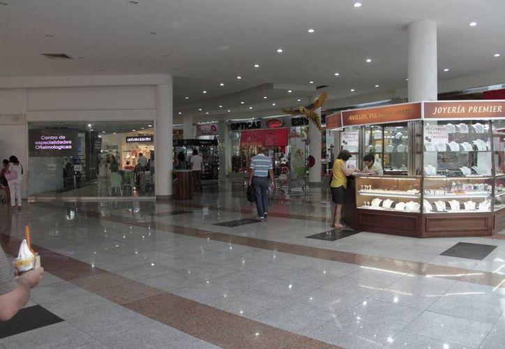 Hasta el momento se han revisado cuatro plazas de las 12 que se tienen registradas en la ciudad. (Tomás Álvarez/SIPSE)