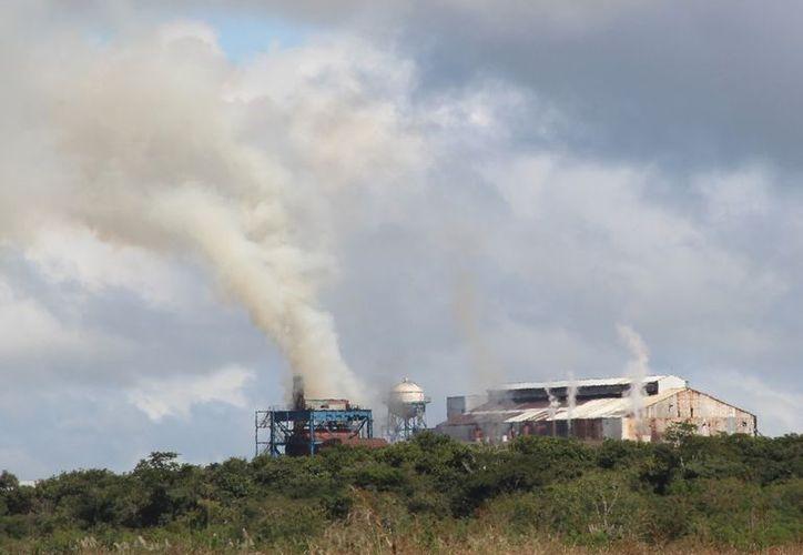 La Mega Caldera del ingenio San Rafael Pucté fue suspendida debido a los altos costos que implicaba su puesta en marcha.  (Carlos Castillo/SIPSE)