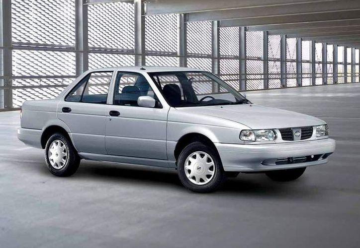 El Tsuru continúa siendo uno de los autos preferidos por los mexicanos. (nissan.com.mx)
