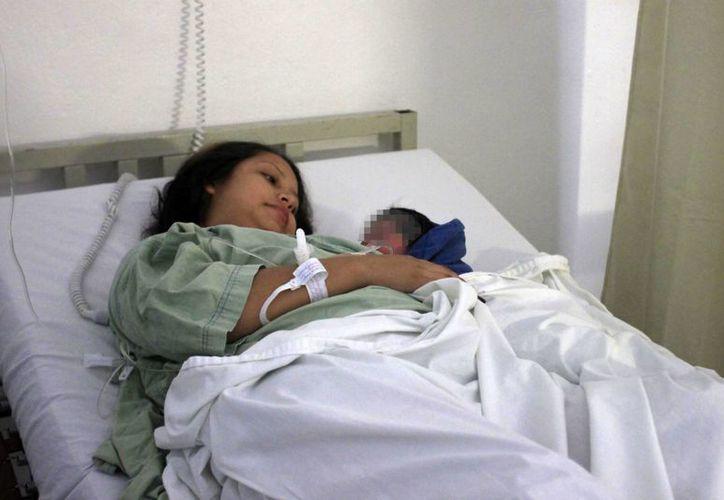 La capacitación es brindada en el Hospital Materno Infantil Morelos. (Archivo/SIPSE)
