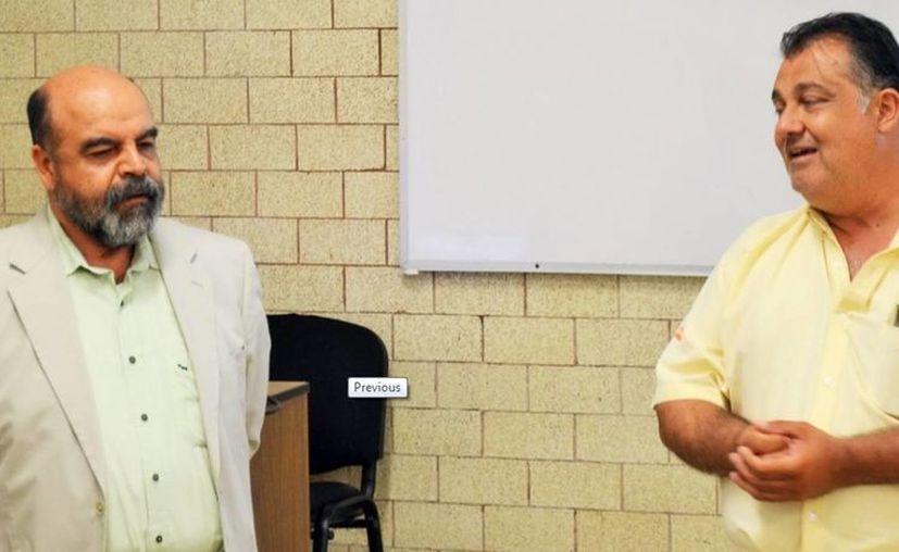 Manuel Montenegro Fragoso ofreció una charla en la Universidad Anáhuac Mayab a través de la División de Ingeniería y Ciencias Exactas. (Milenio Novedades)