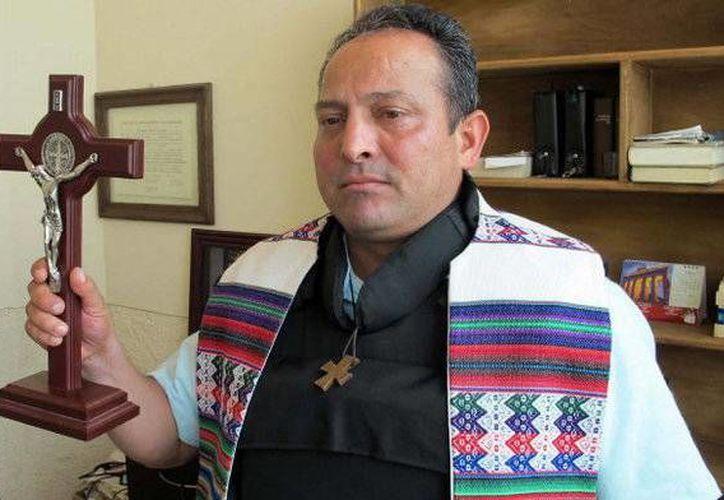 Gregorio López visita Estados Unidos para buscar que los paisanos estén bien informados sobre la crisis de seguridad que impera en Michoacán. (mcclatchydc.com)