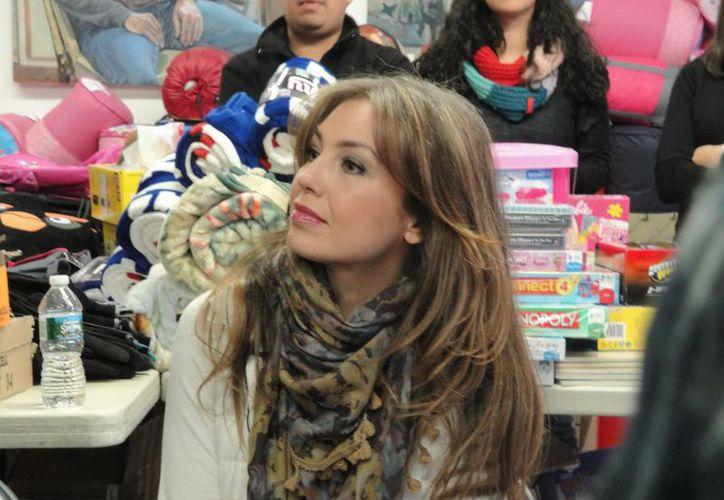 La nueva producción de Thalía esta dedicada a su madre. (Archivo/Notimex)