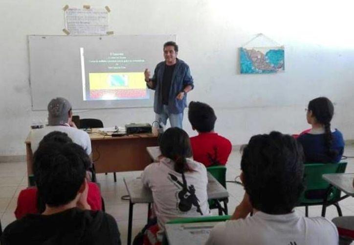 Los cursos están dirigidos a aquellas personas que quieran conocer acerca de  la novela histórica o los movimientos mayas rebeldes. (Novedades Yucatán)