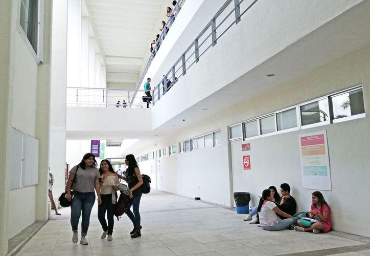 El convenio que firmó la Unicaribe, traerá más oportunidades para los jóvenes. (Ivett Ycos/SIPSE)