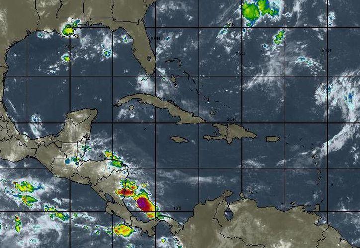 Los vientos oscilarán en los 17 kilómetros por hora en Chetumal. (Intellicast)