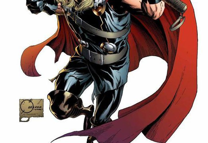 Thor es uno de los superhéroes de Marvel que incluso ya llegó al cine. (www.comicvine.com/Archivo)