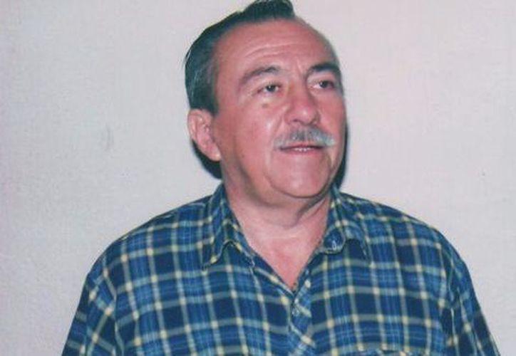 Alfredo Ramos Villalobos. (Milenio)