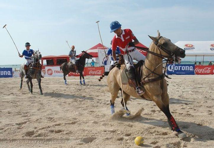 El Yucatán Polo Club será sede del torneo de este deporte en favor de la Cruz Roja en Yucatán. (SIPSE)