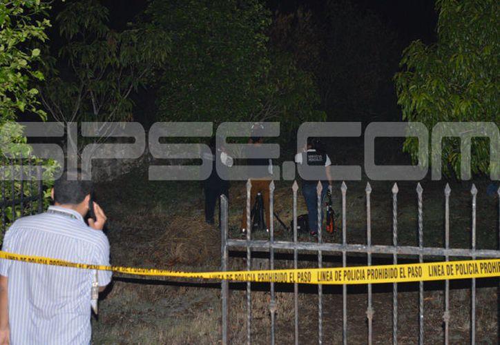 El deceso se registró en un rancho del municipio de Acanceh. (SIPSE)