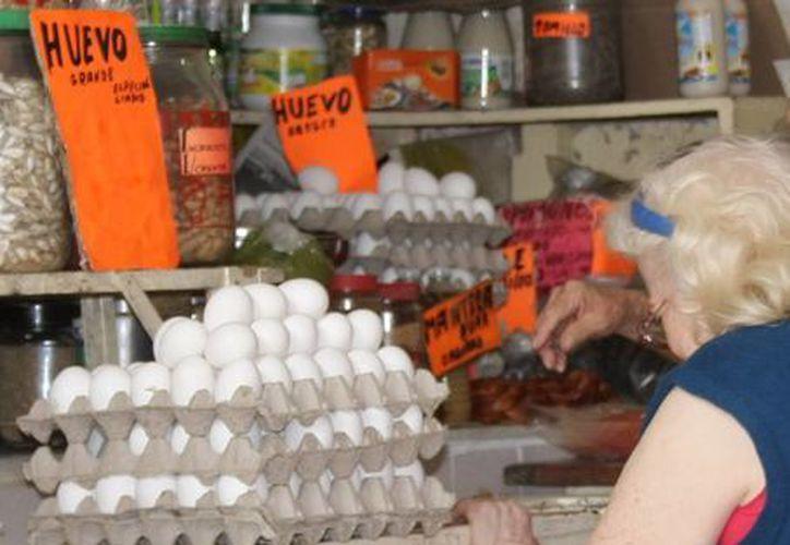 México es uno de los países con el consumo per cápita más alto en huevo y  carne de pollo a nivel mundial. (Milenio Novedades)
