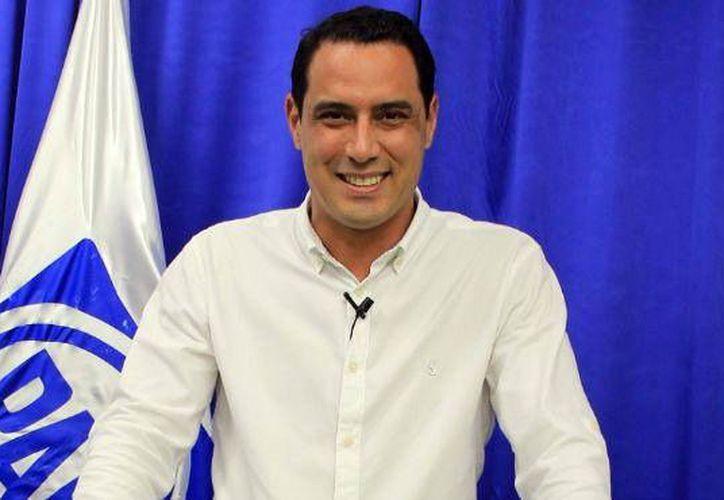 Raul Paz Alonzo anunció que tendrá una reunión con dirigentes del PRD.