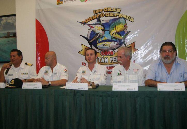 El torneo se llevará a cabo del 25 al 27 de abril. (Ángel Mazariego/SIPSE)