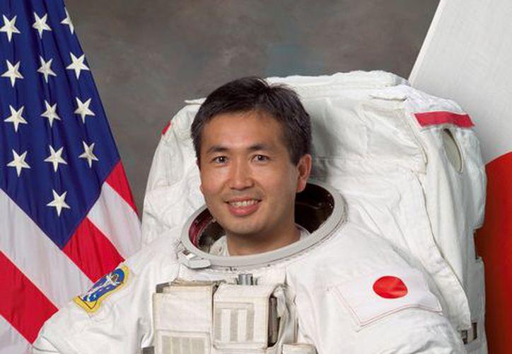 Koichi Wakata será el primer astronauta japonés que permanecerá largo tiempo en la EEI. (wikipedia.org)