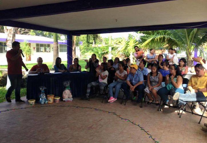 En la fundación se desarrollan diferentes talleres y actividades. (Rubí Velázquez/SIPSE)